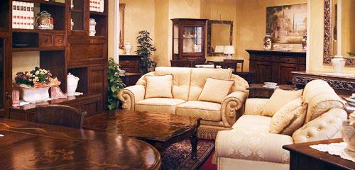 La Bottega DellArte - Classic Style, Living